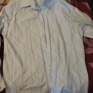 Express button up